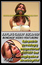 Kayla's Great Escapes