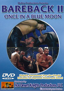 Bareback 2: Once In  A Blue Moon cover