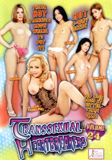 Transsexual Heart Breakers 24 (2004) - TS Gia Darling