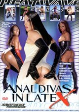 Anal Divas In Latex
