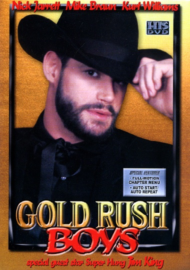 Gold Rush Boys Cover Front