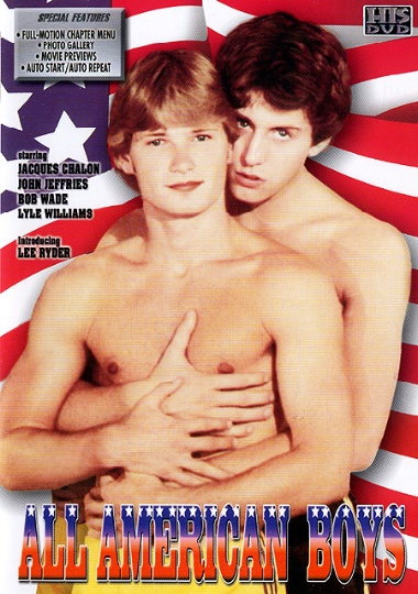 All American Boys Cover Front