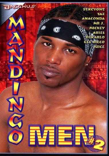 Mandingo Men 2 Cover Front