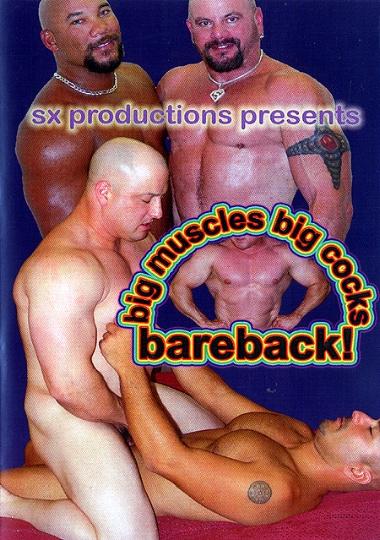 Bareback muscles