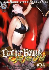Leather Bound Dykes From Hell 24