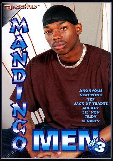 Mandingo Men 3 Cover Front
