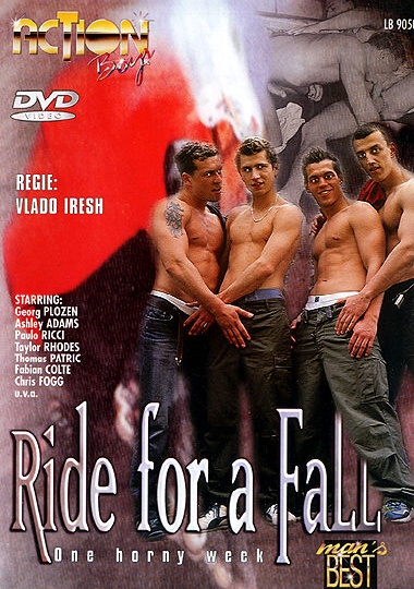 Ride for a Fall One Horny Week aka Ride em Cover Front