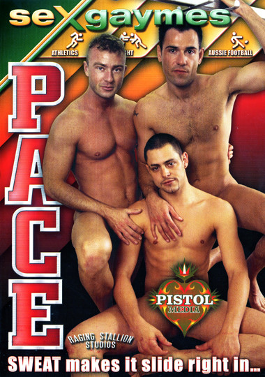 SexGaymes Pace Cover Front