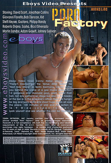 Porn Factory Cover Back