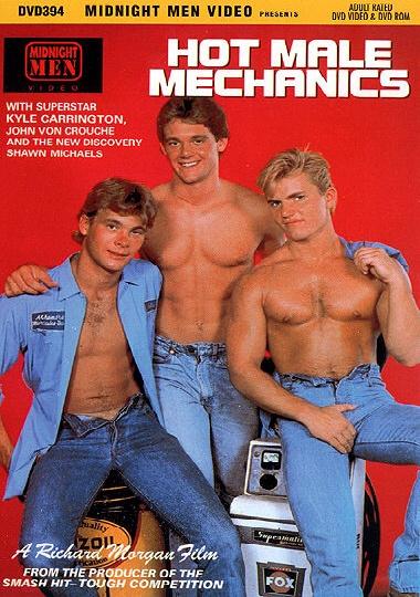 Hot Male Mechanics/Popular Mechanics Cover Front