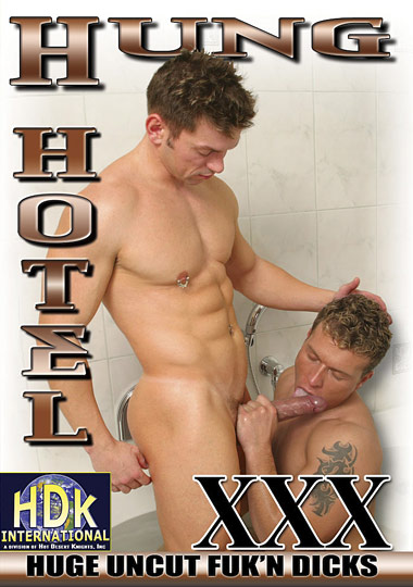 Hung Hotel (HDK) Cover Front