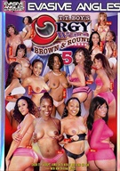 Orgy World Brown And Round 5
