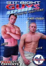Straight Guys Exposed:  Atlanta Auditions