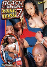 Black Cheerleader Gang Bang 7