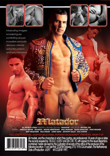 Matador Cover Front