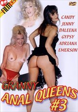 Granny Anal Queens 3
