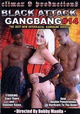 Black Attack Gang Bang 14
