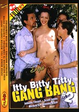 Itty Bitty Titty Gang Bang 2
