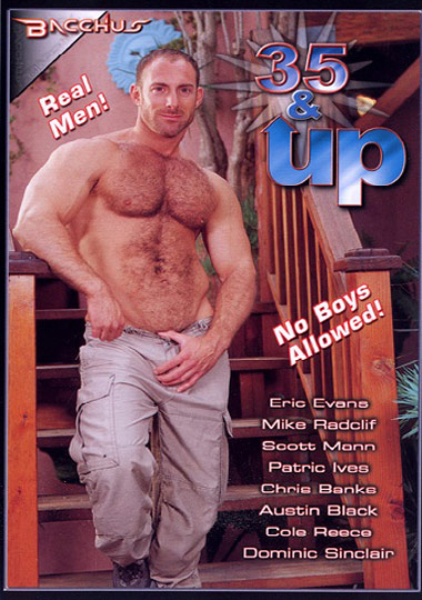 35 and Up 1 Cover Front