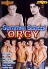 Summer School Orgy