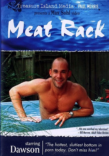 Meat Rack Cover Front