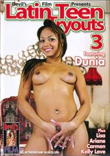 Latin Teen Tryouts 3
