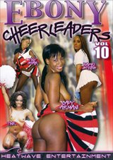 Ebony Cheerleaders 10