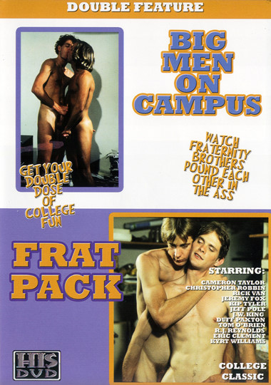 Big Men on Campus The Fraternity Cover Front