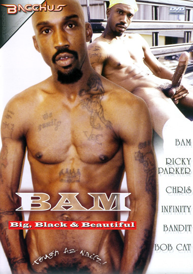 Bam Big Black and Beautiful Cover Front