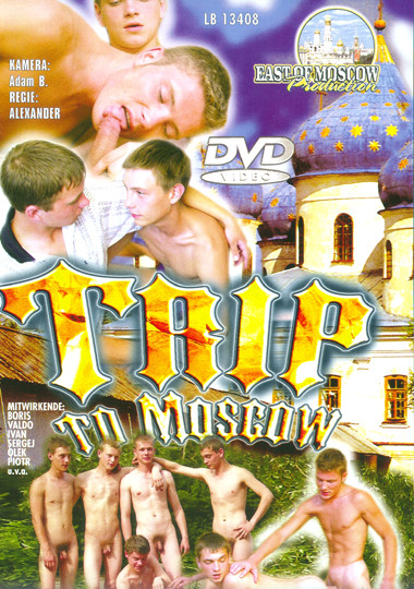 Trip to Moscow Cover Front