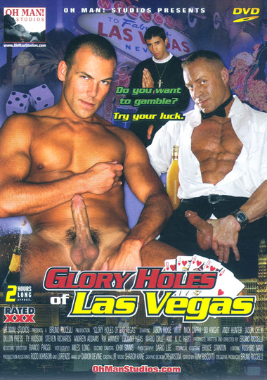 Glory Holes of Las Vegas Cover Front