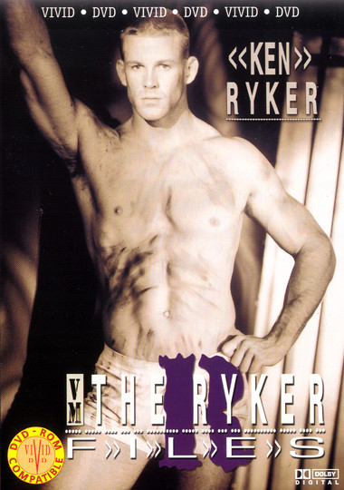 The Ryker Files Cover Front