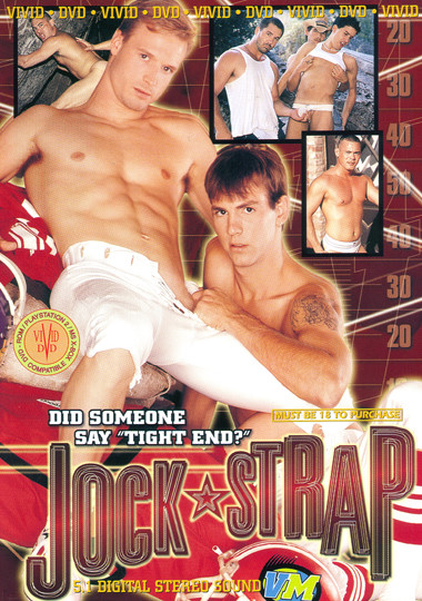 Jock Strap Cover Front