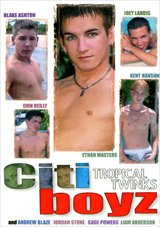 Citiboyz 14: Tropical Twinks