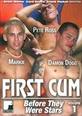 First Cum: Before They Were Stars