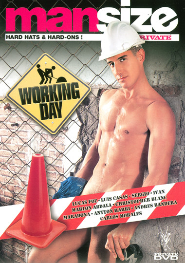 Mansize 03 Working Day Cover Front