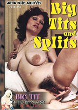Big Tit Superstars Of The 70's: Big Tits And Splits