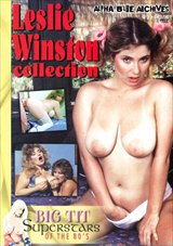 Big Tit Super Stars Of The 80's: Leslie Winston Collection