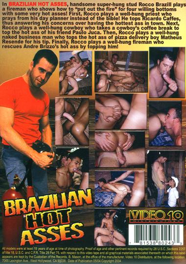 Fogo no Rabo aka Brazilian Hot Asses Cover Back