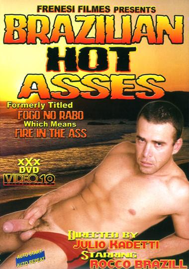 Fogo no Rabo aka Brazilian Hot Asses Cover Front