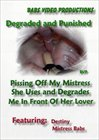 Degraded And Punished