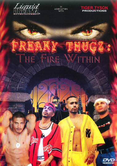 Freaky Thugz The Fire Within Cover Front