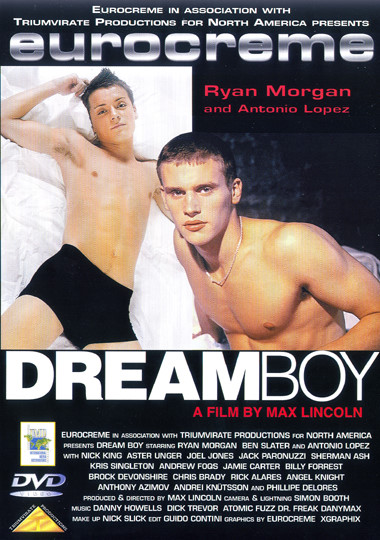 DreamBoy Cover Front