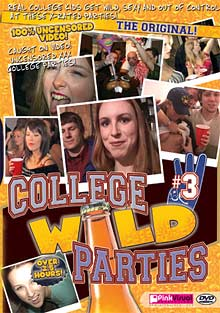 College Wild Parties 3 cover