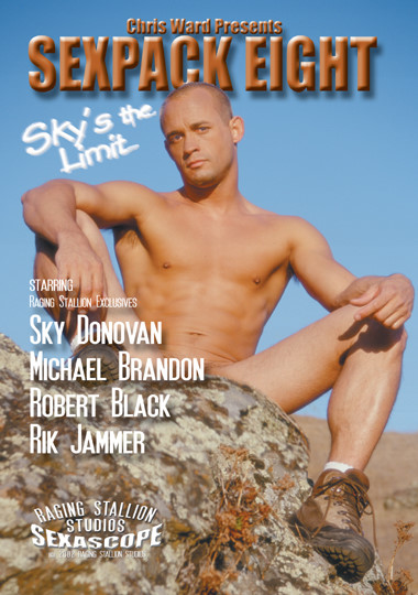Sexpack 08 Skys the Limit Cover Front