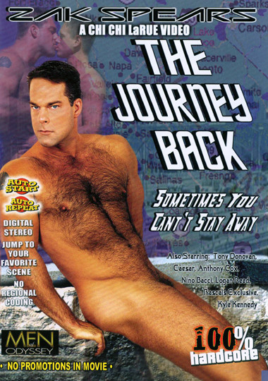 The Journey Back Cover Front