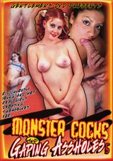 Monster Cocks And Gaping Assholes 5