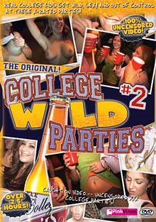 College Wild Parties 2 cover