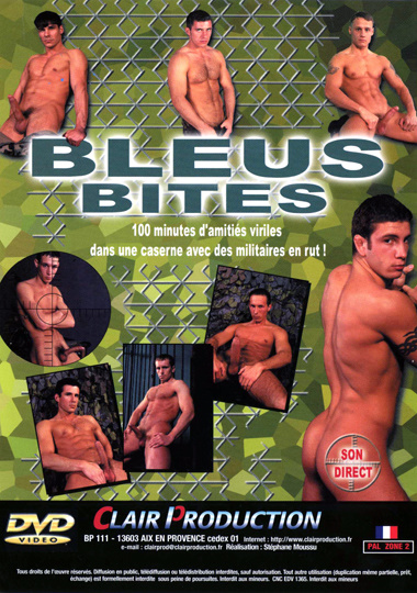 Bleus-Bites Cover Front