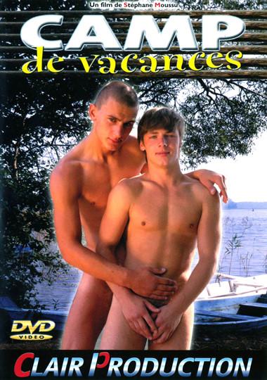 Camp de vacances  Cover Front